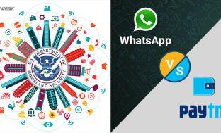 Newsletter: Paytm Vs WhatsApp & U.S. IOT Security Bill
