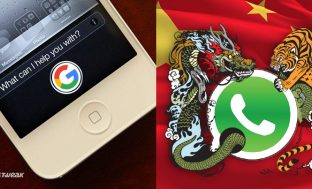 Newsletter: WhatsApp, China's New Victim & Apple Sidesteps Bing, Makes Way For Google