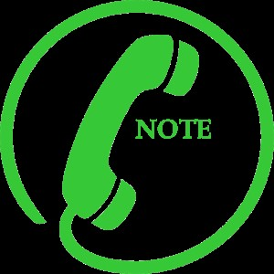 Note Call Recorder
