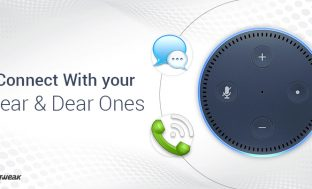 Now Call & Message Your Friends Using The All New Amazon Echo