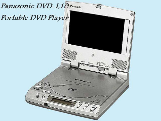 Panasonic DVD L10 Player