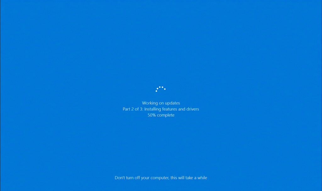 Procrastinating or Ignoring Installation Of Windows Updates