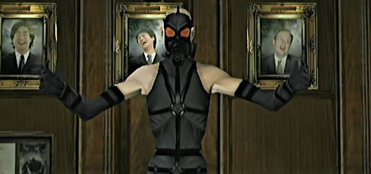 Psycho Mantis – Metal Gear Solid