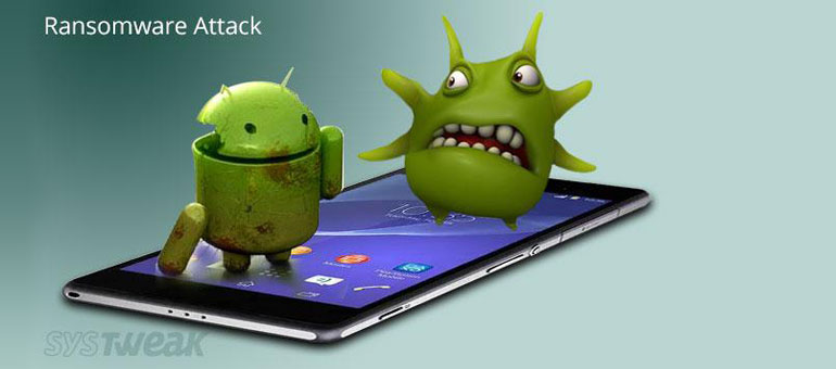 Ransomware Virus Hits on Android