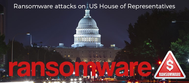 Ransomware hits US House of Representatives: Yahoo Mail Blocked