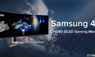 Samsung's New CHG90 QLED Super Ultrawide 49: Gaming Monitor