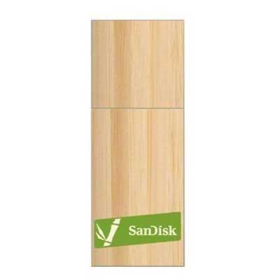San Disk Eco Friendly Flash Drive