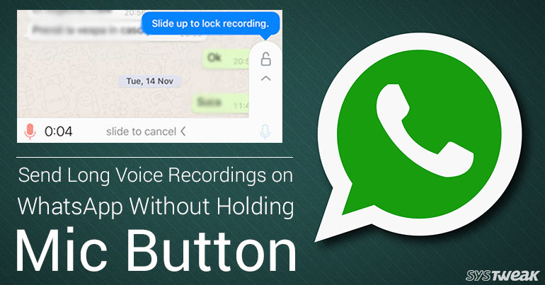 Image result for whats app new feature lock recording
