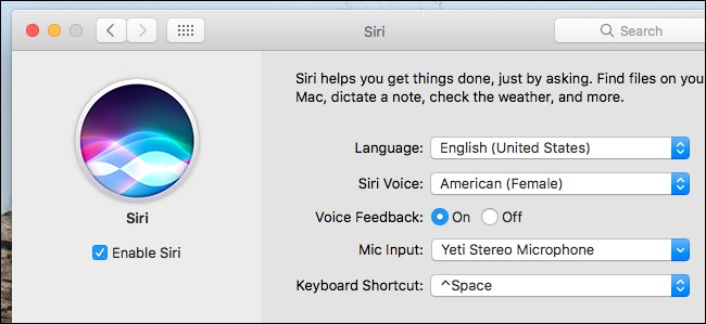 Setting up Custom Keyboard Shortcut