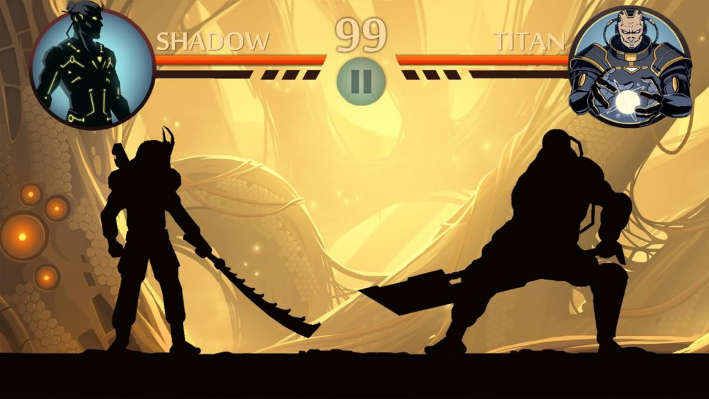 shadow fight best android game