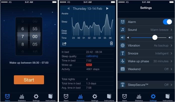 Image result for sleep cycle app