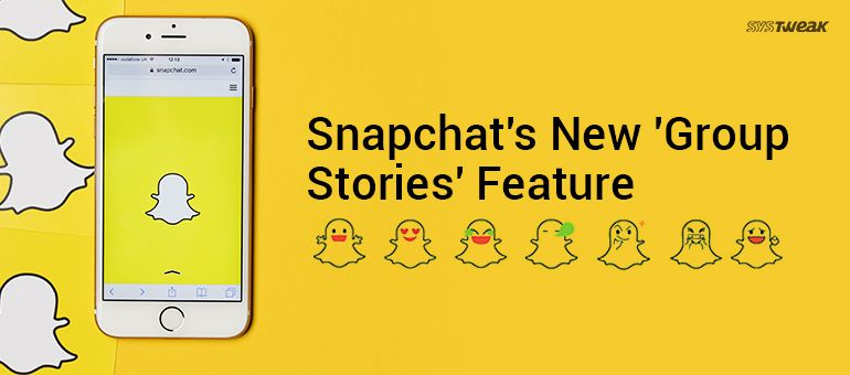 Snapchat Launches New 'Group Stories' Feature Here's How You Can Use It