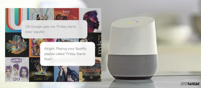Some Third-Party Actions–To Do more with Google Home!