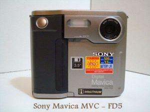 Sony Mavica MVC-FD5