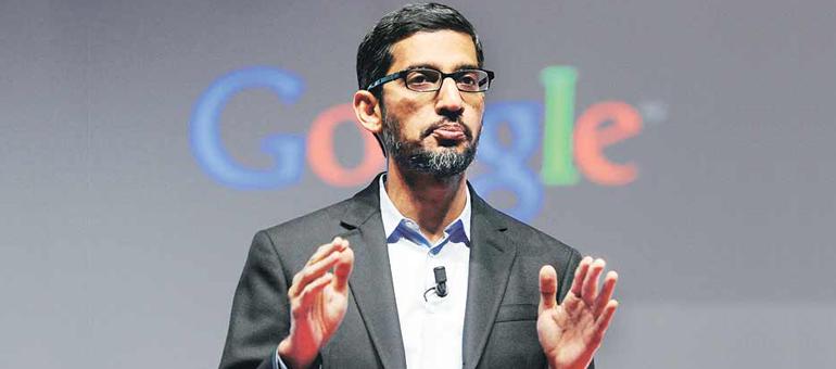 Google CEO Sundar Pichai's Quora Account Hacked