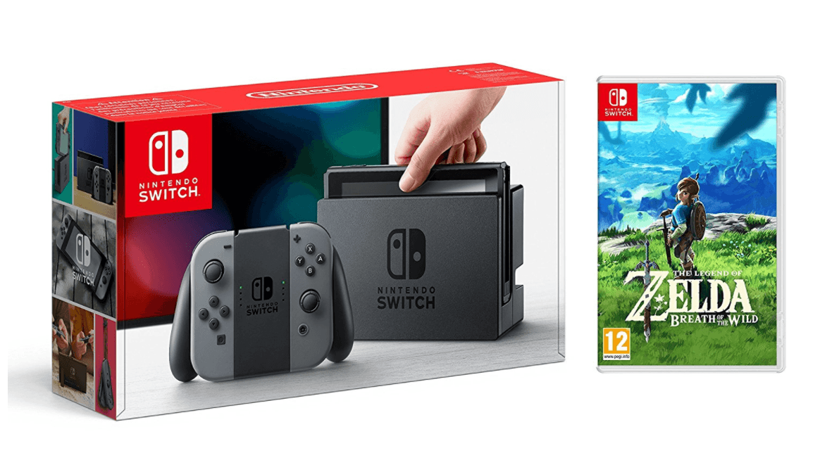 Switch Finally Launched