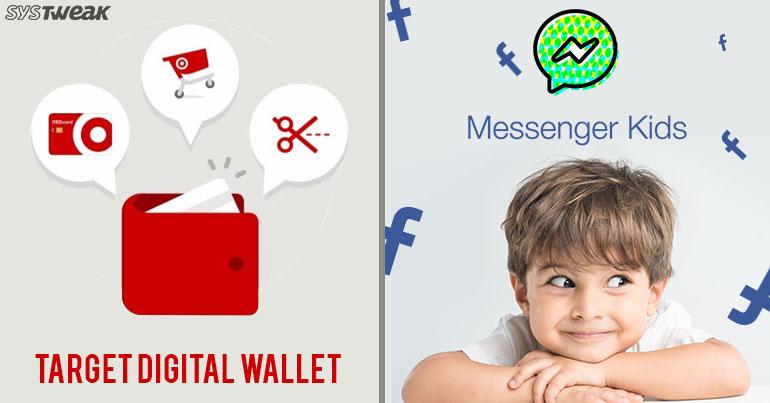 Newsletter: Target's Own Payment System & Facebook's Messenger For Kids