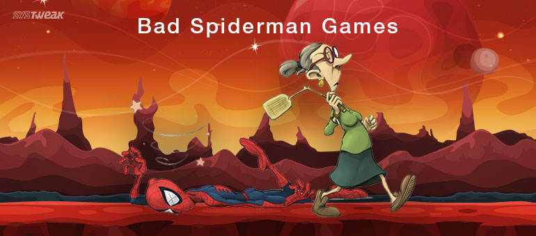 Terrible Spiderman Games You Should Never Play