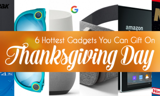 6 Latest Gadgets You Can Gift On Thanksgiving