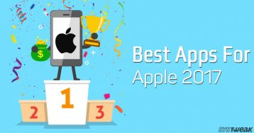 """These Are The Best Apps For 2017"", Says Apple!"