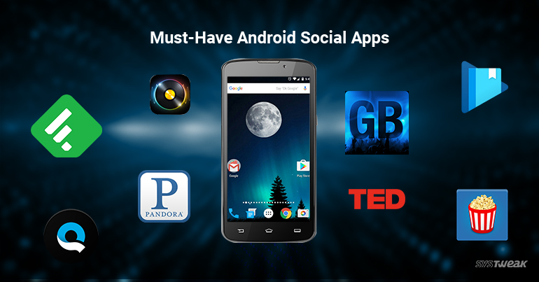The Finest Android Apps: Keep Yourself Entertained – Part 3