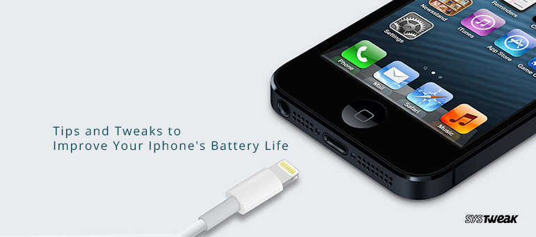 Tips and Tweaks to Improve Your iPhone's Battery Life, Visibily!