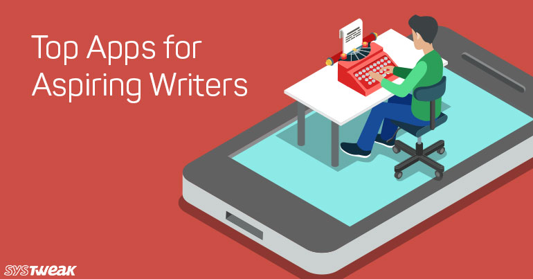 Top 5 iPhone Apps For Aspiring Writers In 2018
