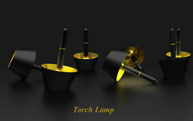 Torch-Lamp