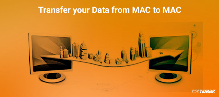 How to Transfer your Data from an Old Mac to New