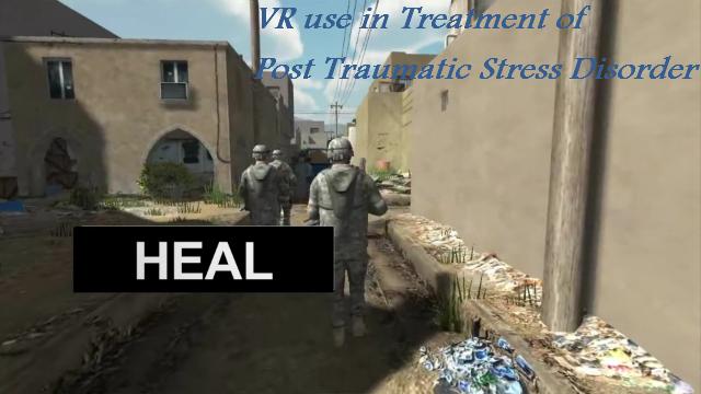 Treatment for PSTD
