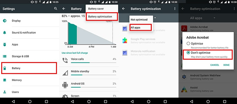 turn-off-battery-optimizer-to-make-your-apps-react-quicker
