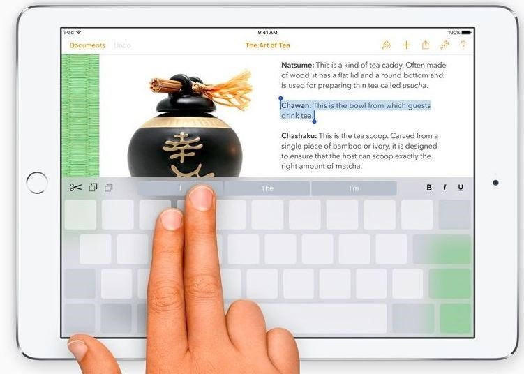Turn the Keyboard into a Trackpad
