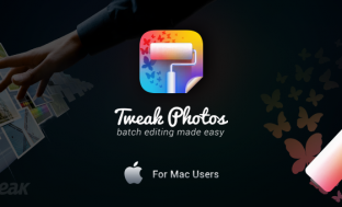 Batch Photo Editing Tool for Mac Users – Tweak Photos