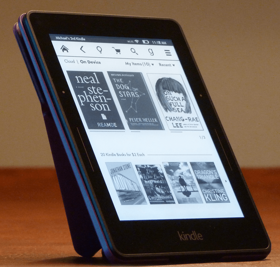 Use Product Details Page to Share Kindle Book
