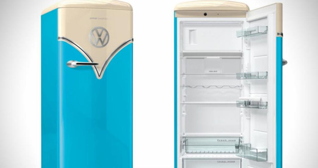 Volkswagen Inspired Fridge