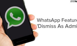 WhatsApp Introduces New Feature To Dismiss An Admin