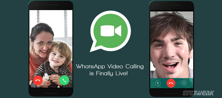 The Much Awaited Update is Here: WhatsApp Video Calling is Live on WhatsApp Beta!
