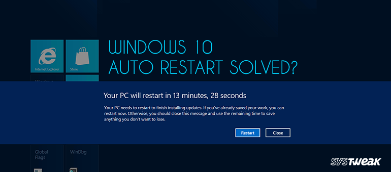 Will Windows 10 Put a Leash on their Automatic Updates?