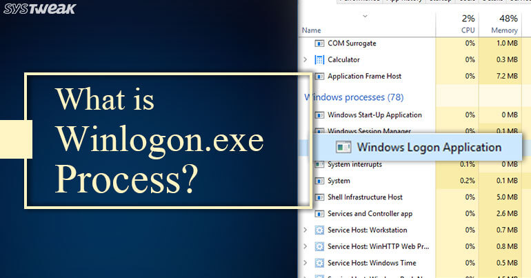 Winlogon.exe Process: All You Need to Know