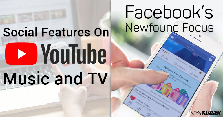 Newsletter: YouTube's Social Features In YouTube TV, YouTube Music? & Facebook's Today In For Local News And Events