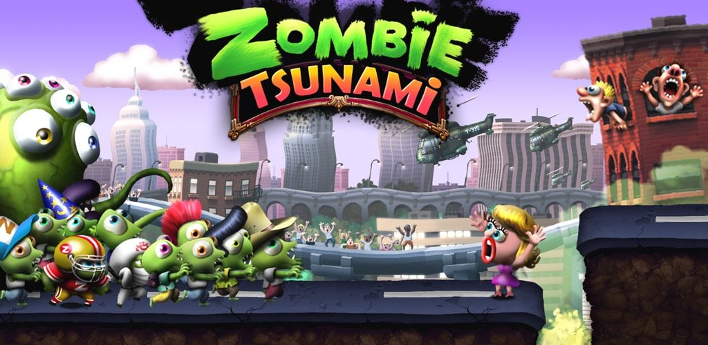 zombie tsunami best android game