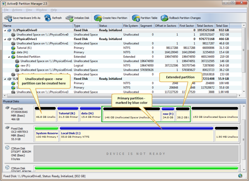 active-partition-manager