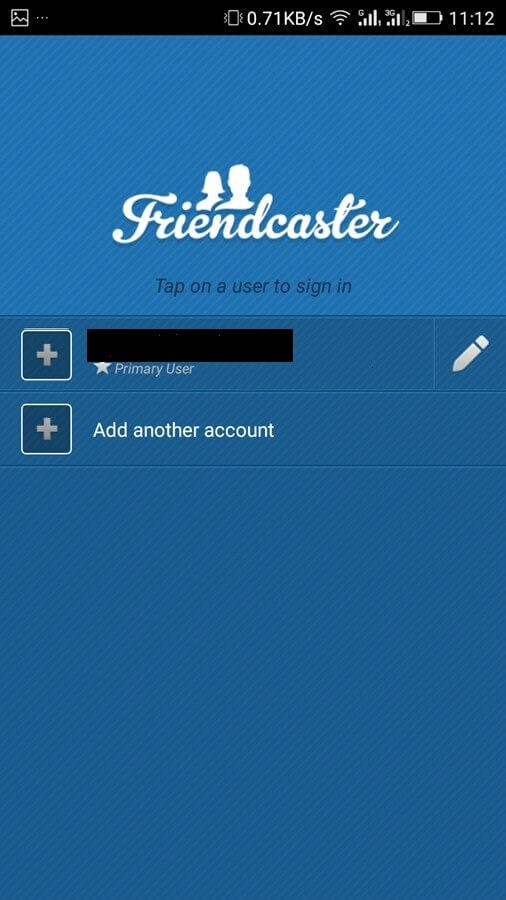 add another account
