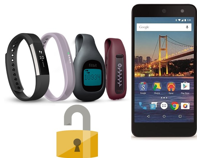 android fitness trackers