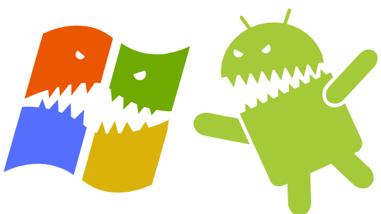 android-vs-windows