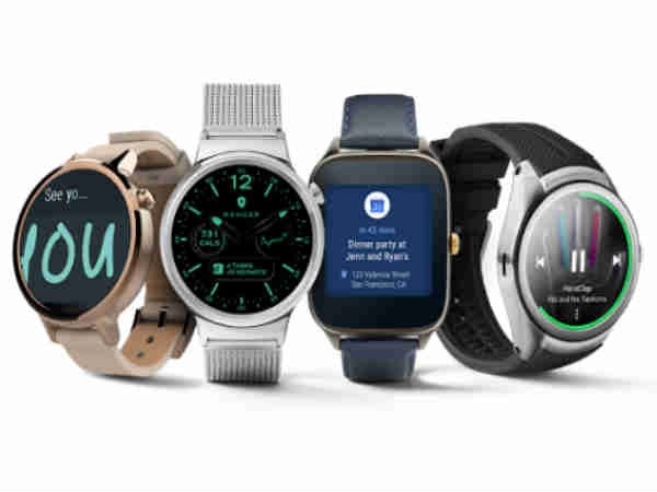android wear by google in 2016