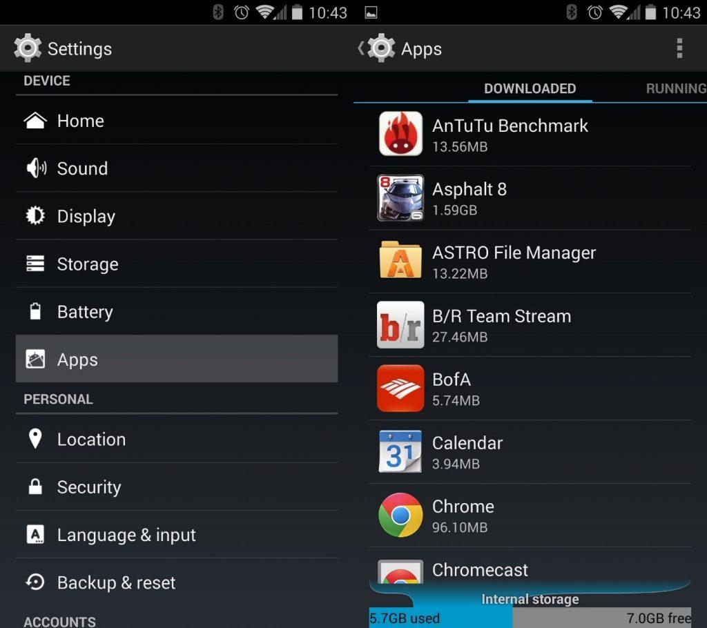 app-storage-free