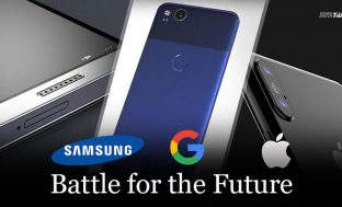 NEWSLETTER: Samsung and Google Have New Challengers for iPhone X