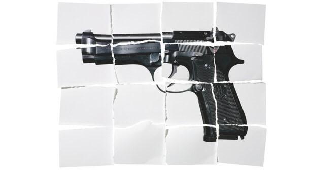 blockchain gun