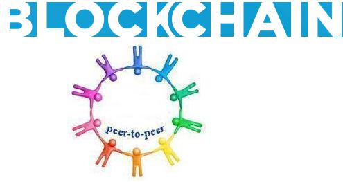 blockchain peer to peer